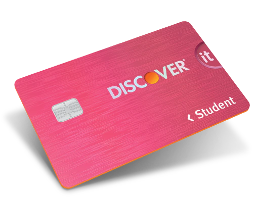 Student cash back credit card