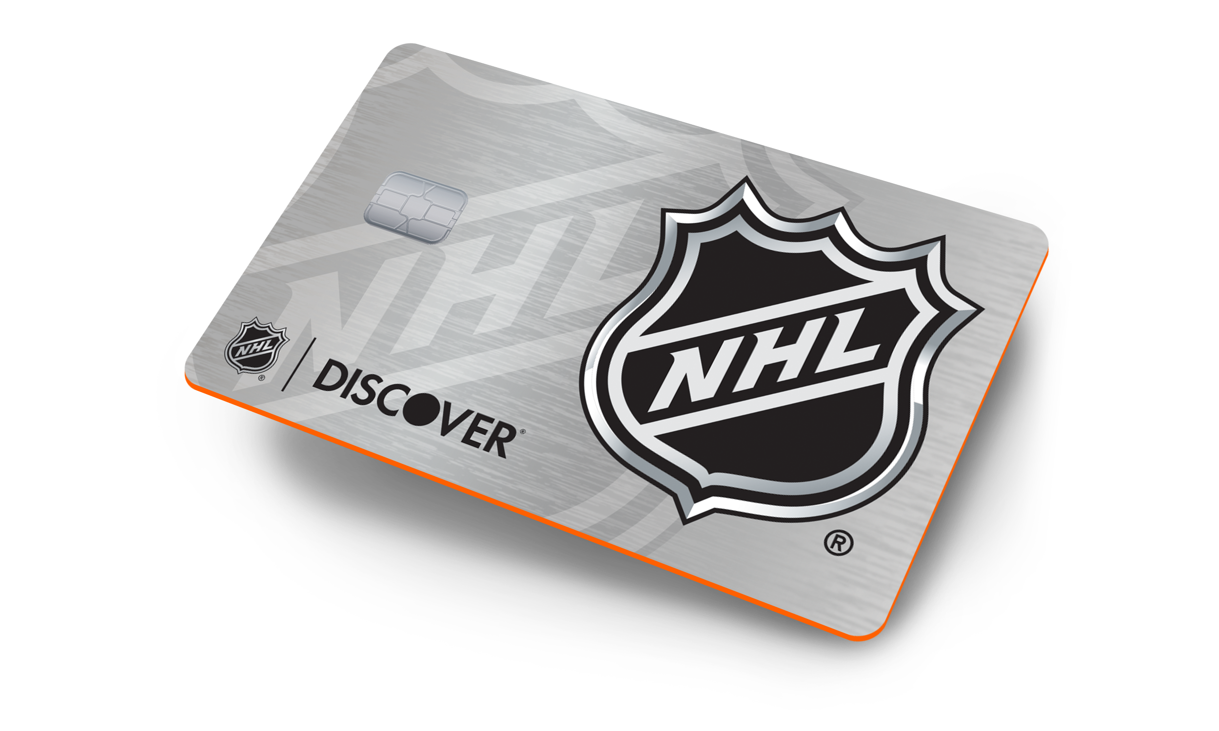 Discover NHL Card